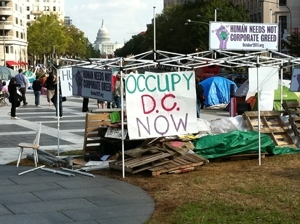 Occupy D.C., October 2011, Plutocracy, Congress, Protest