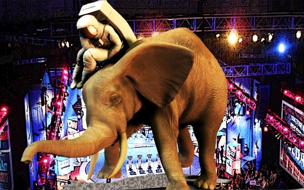 Newt, Lunar Colonies, Florida GOP Debates