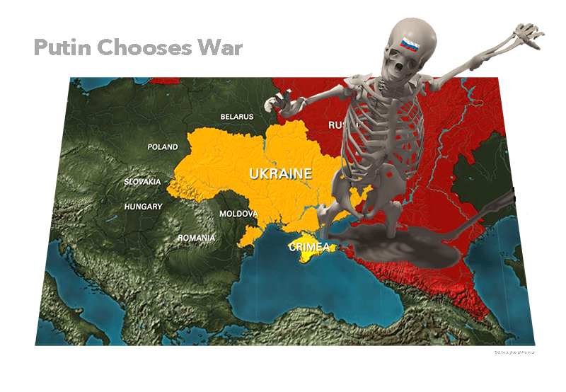 Putin Attacks Ukraine
