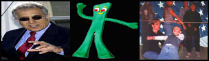 'I Am Gumby Dammit !'